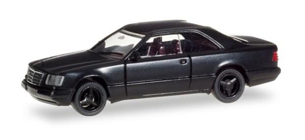 MB E 320 Coup' schwarz
