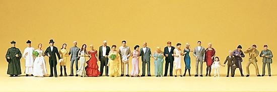 Hochzeitsgesellschaft. 24