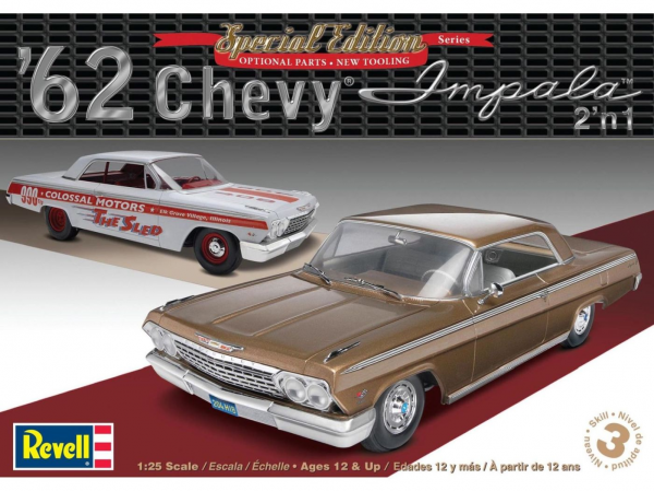 1:25-1962 Chevy Impala