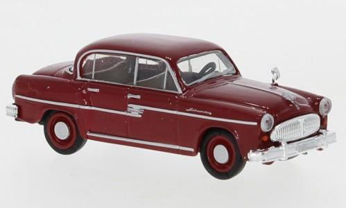Sachsenring P 240, dunkelrot, 1956