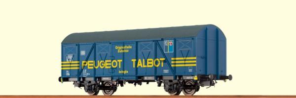 H0-Güterwagen, Gos-uv 253, DB, Ep.IV