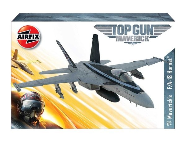 1/72 Top Gun Mavericks F-18 Hornet