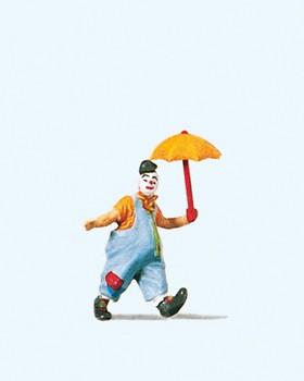 HO 1 Clown mit Schirm