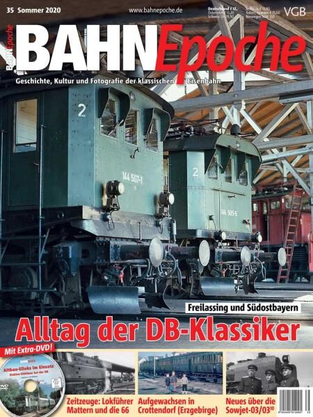 BahnEpoche 3/2020 - Ausgabe 35