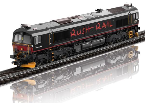 Diesellokomotive Class 66, RushRail