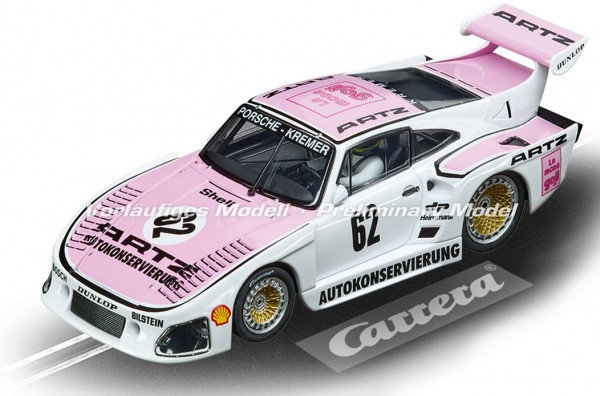 Porsche Kremer 935 K3, ChamKremer Racing