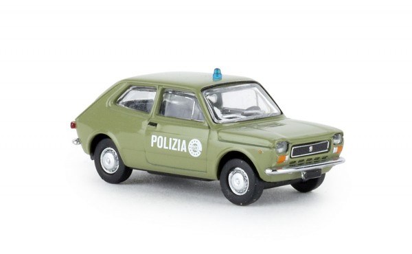Fiat 127, Polizia, von Starline