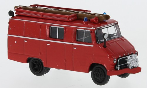 Opel Blitz LF 8, rot, 1959
