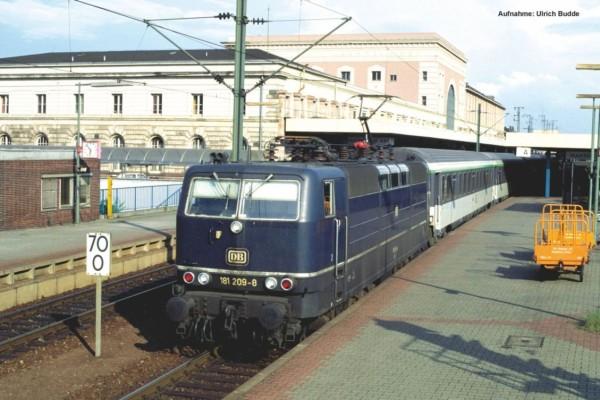 H0-E-Lok BR 181.2 DB, Ep.IV, DC, PluX22