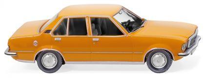 Opel Rekord D - orange