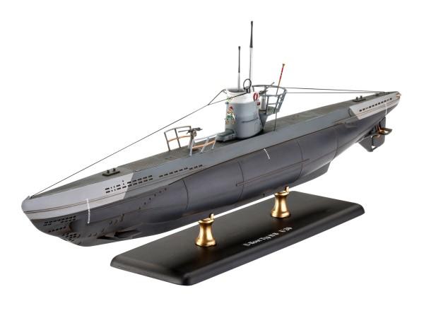 1:144-German Submarine Type IIB (1943)