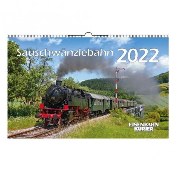 Sauschwänzlebahn - Kalender 2022