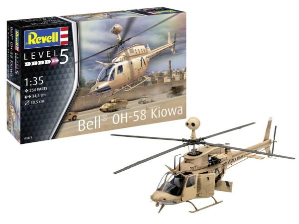 1.35-Bell OH-58 Kiowa