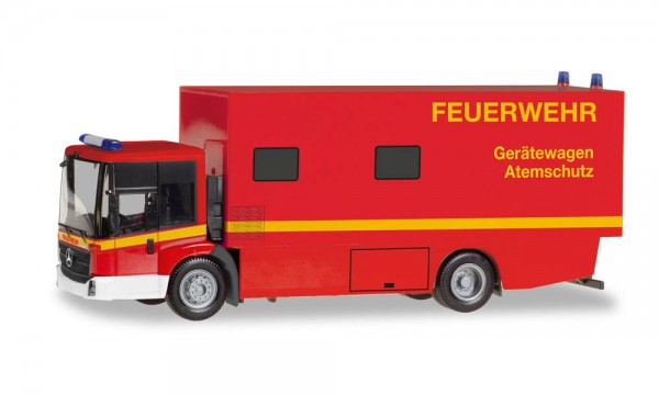 Mercedes-Benz Econic Koffer-LKW, FW