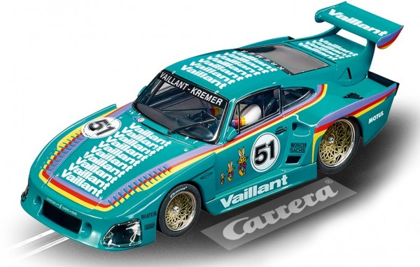 Porsche Kremer 935 K3, Vaillant, No.51