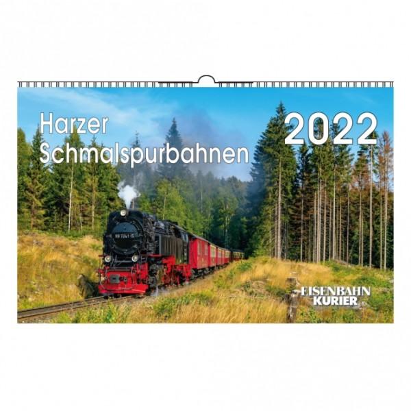 Harzer Schmalspurbahn-Kalender 2022