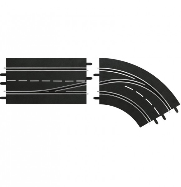 DIG 132 Spurwechselkurve - rechts