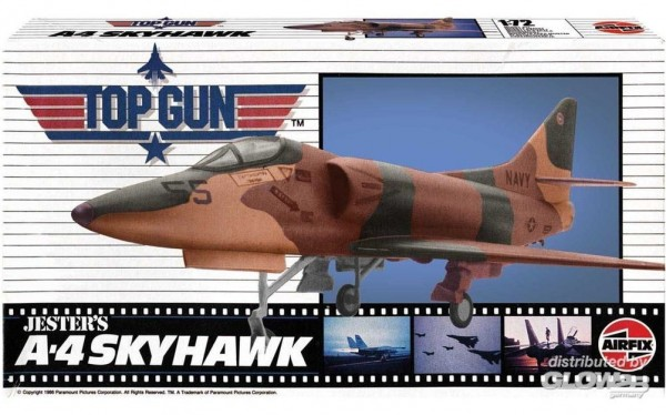 1/72 Top Gun Jesters A-4 Skyhawk