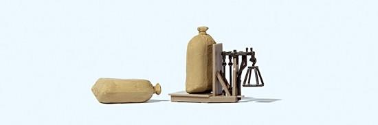Getreidewaage, 2 Säcke