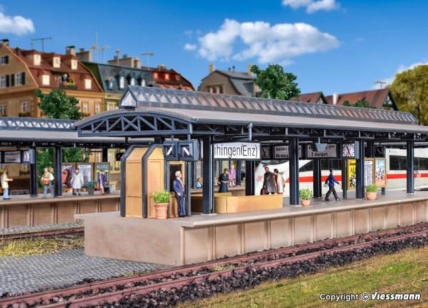 H0-ICE-Bahnsteig Vaihingen, einteilig