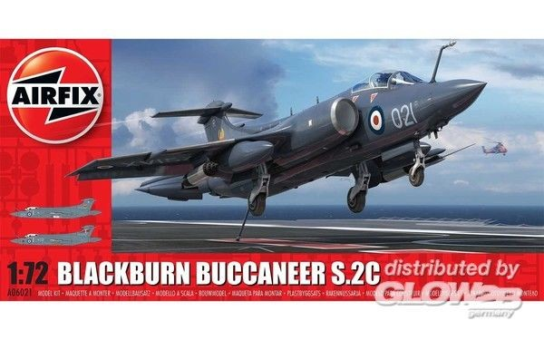 1:72-Blackburn Buccaneer S Mk.2 RN