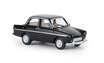 DAF 600, schwarz