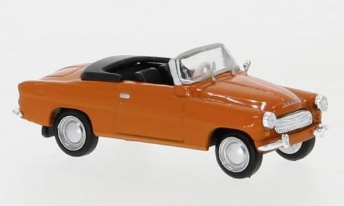 Skoda Felicia, orange, 1959