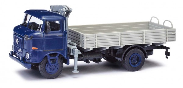 IFA W50 L/LDK mit Kran, Baujahr 1973
