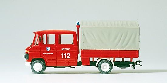 GW Nachschub. MB L 407 D