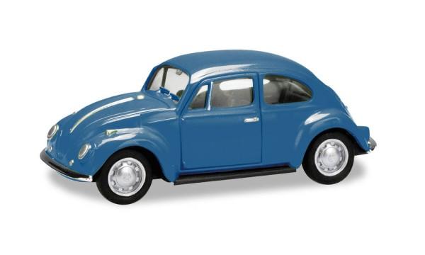 VW Käfer, brillantblau