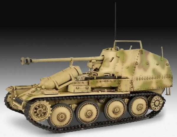 1:72-Sd.Kfz. 138 Marder III Ausführung M