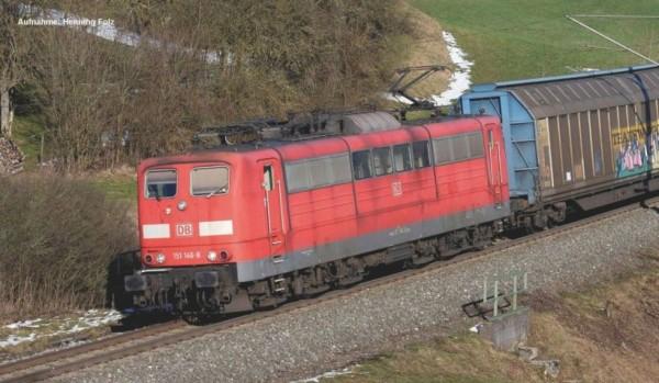 H0-DC-Sound-E-Lok BR 151, DB AG, Ep.VI