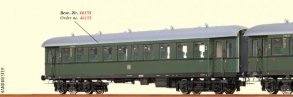 H0-Personenwagen-Bye36/50 DB III