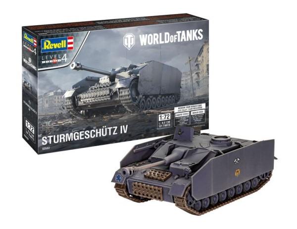 1:72-Sturmgeschütz IV, World of Tanks