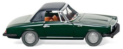 Glas 1700 GT Cabrio geschl. -