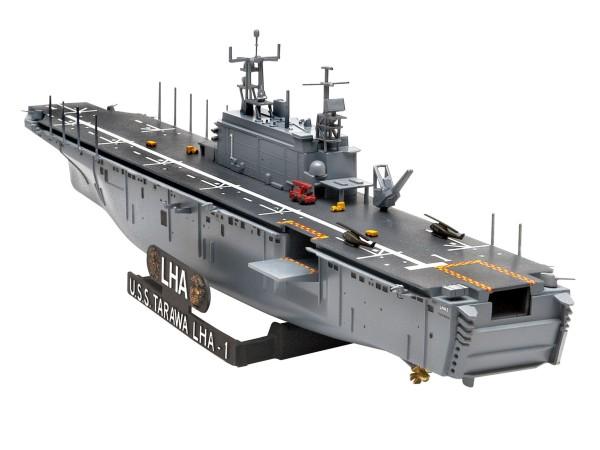 1:720-Assault Ship USS Tarawa LHA-1