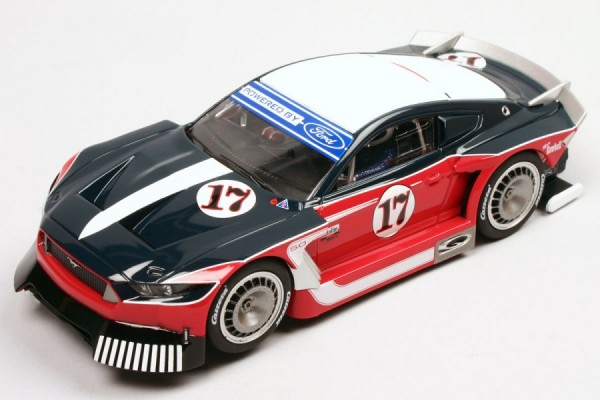 Ford Mustang GTY, No.17
