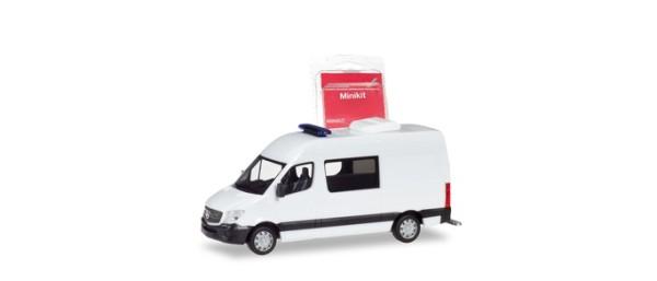MiniKit: Mercedes-Benz Sprinter, Halbbus