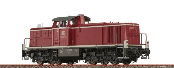 H0-DC-Diesellok 290, DB, Ep.IV, BASIC+