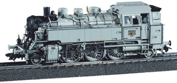 Dampflokomotive BR 64, Fotoanstrich