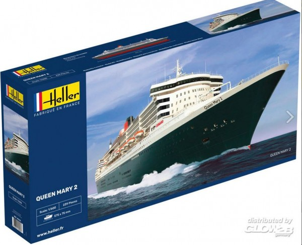 1:600-Queen Mary 2