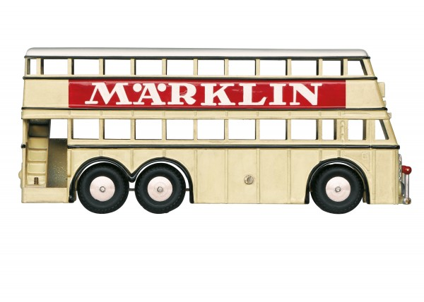 """Berliner Doppeldeckerbus """"Märklin"""""""
