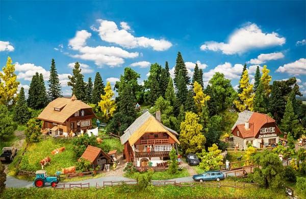 H0-Aktions-Set: Schwarzwalddorf