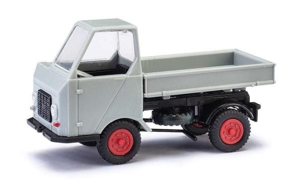 H0-Multicar M22, 3-Seitenkipper, grau