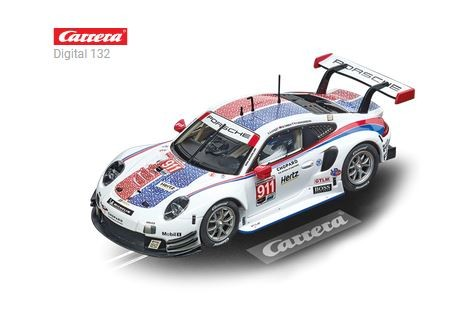 Porsche 911 RSR Porsche GT Team, #911