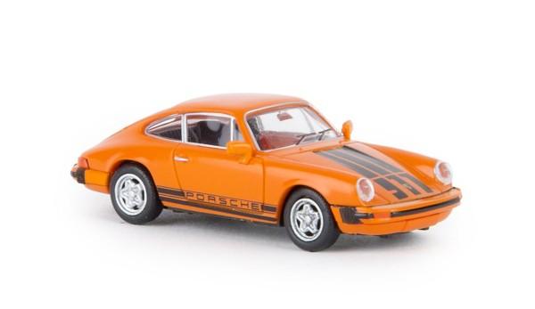 Porsche 911 G, orange, TD, 1976