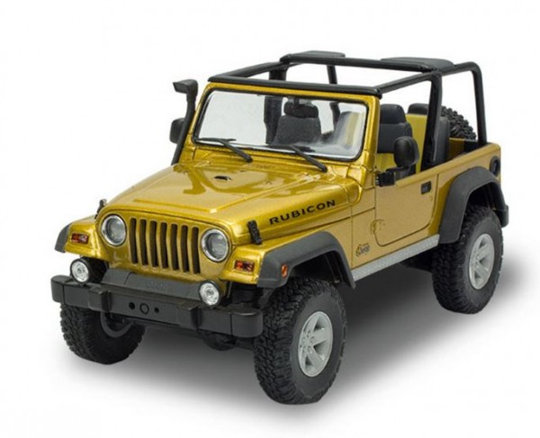 1:25-Jeep Wrangler Rubicon