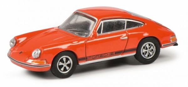 1:87-Porsche 911S, blutorange