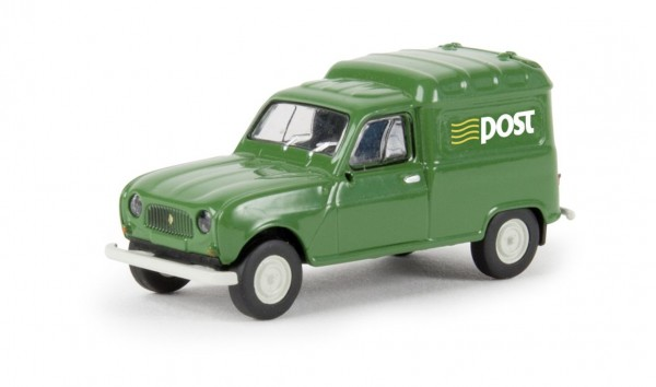 """Renault R4 Fourgonnette """"Post"""" (IRL)"""
