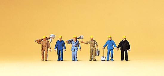 N-Gleisbauarbeiter
